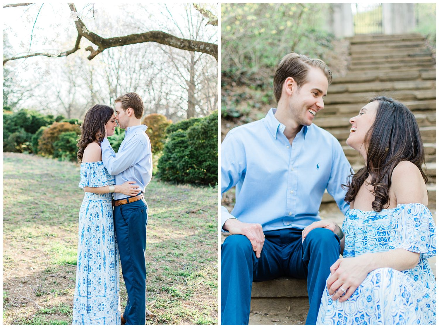 Ethereal Georgetown Engagement Session | Rachel Galluzzo Photography