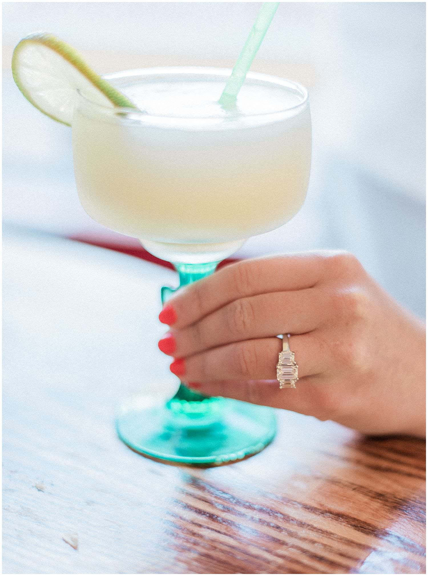 Margarita Engagement Session