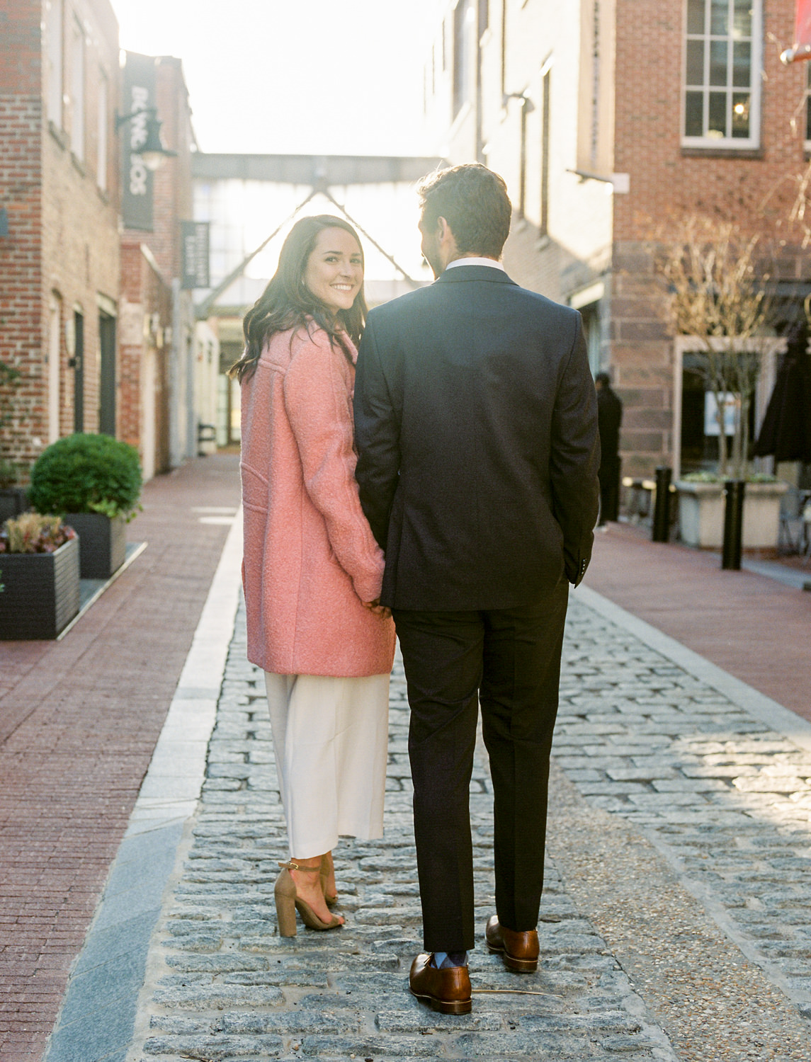 Georgetown Engagement Session - Rachel Galluzzo Photography-1-4