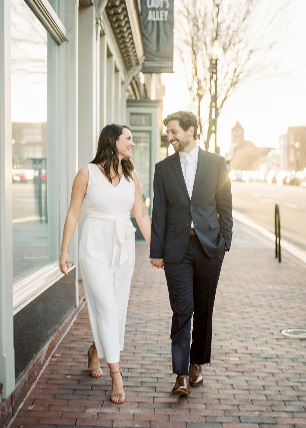 Georgetown Engagement Session - Rachel Galluzzo Photography-1