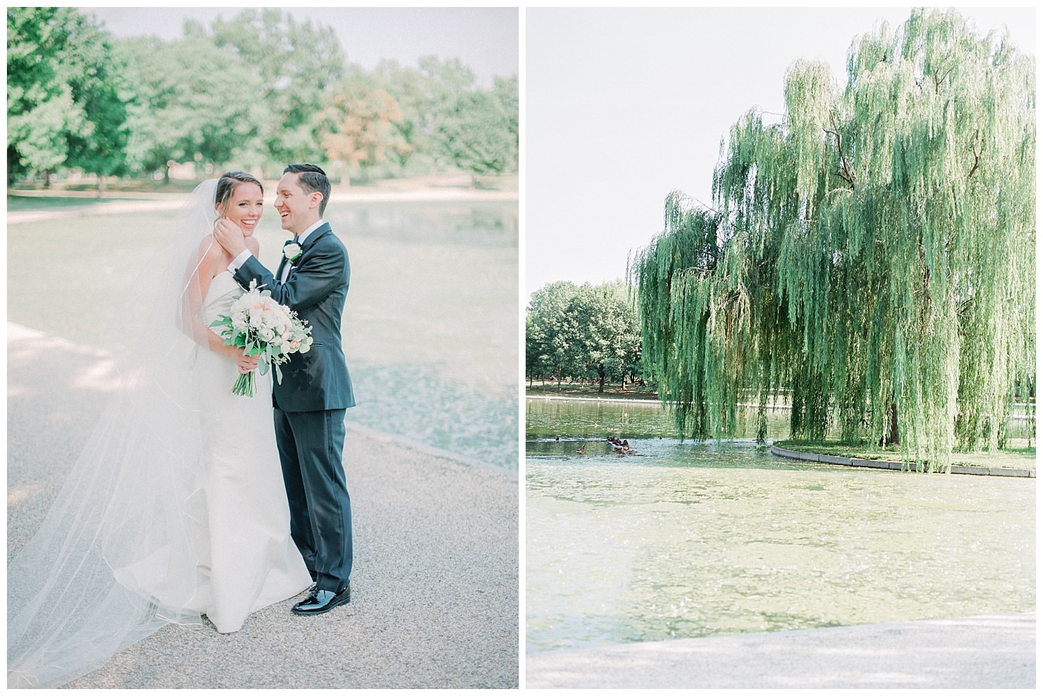 Constitution Gardens Wedding